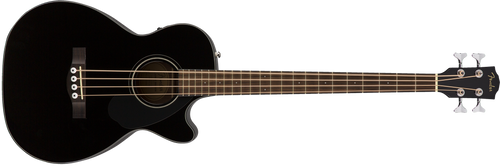 Fender CB60SCE Acoustic Bass Black
