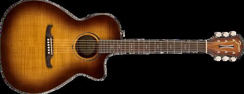 Fender FA345CE Auditorium 3-Tone Teaburst