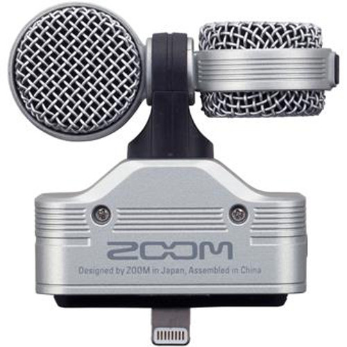 ZOOM IQ7 MS Stereo Mic for IOS Device