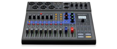 ZOOM LiveTrack L-8 Mixer