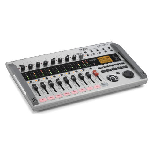 ZOOM R16 Recorder: Interface: Controller