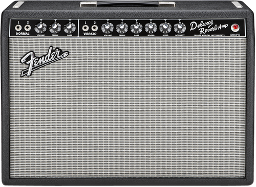 Fender '65 Deluxe Reverb Guitar Amp
