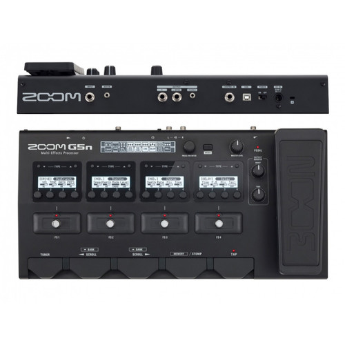 ZOOM G5n G5next Multi-Effects Processor for Guitarists