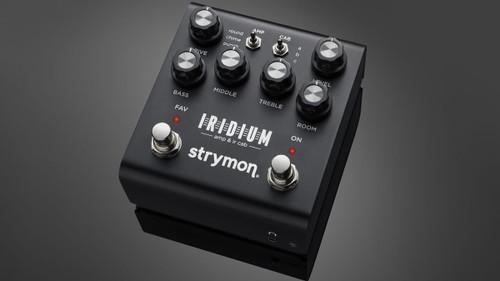 Strymon Iridium Guitar Effects Pedal
