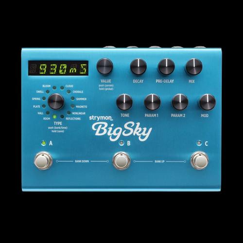 Strymon Bigsky Guitar Effects Pedal