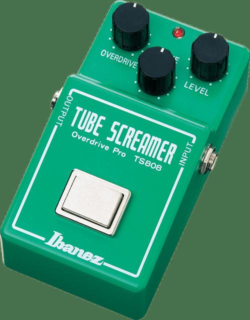 Ibanez TS808 Tube Screamer Guitar Pedal