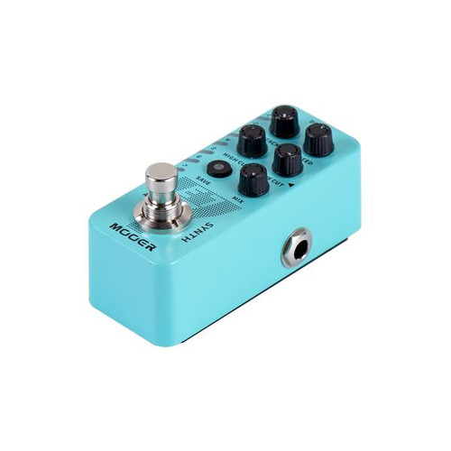 MOOER E7 Synth Guitar Effects Pedal