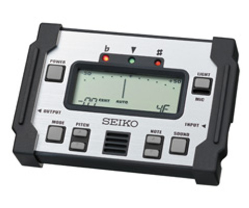 Seiko Digital Chromatic Tuner (Professional Tuner)