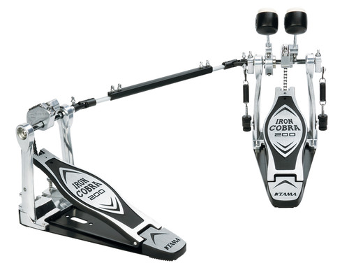 TAMA HP200PTW  Iron Cobra 200 Double Kick Pedal