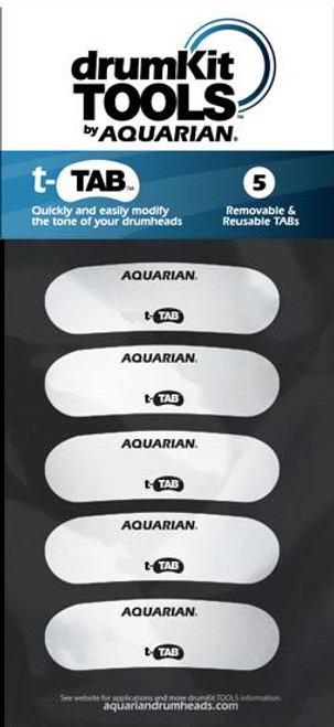 Aquarian Tone-Tabs
