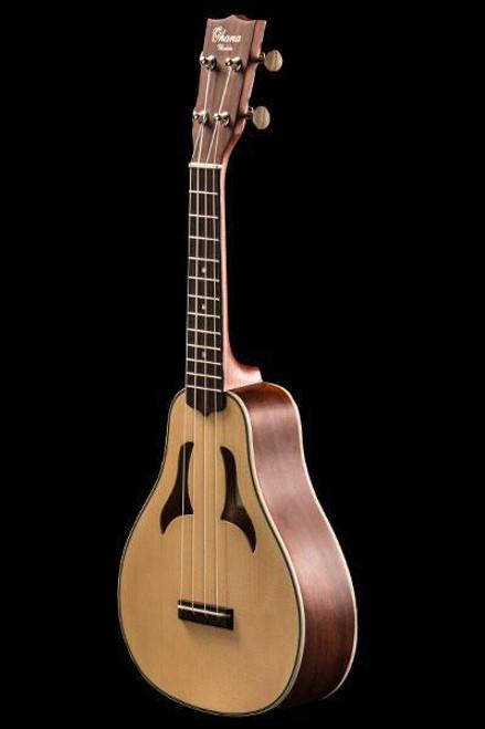 Ohana VK-70 Vintage Series Soprano Ukulele