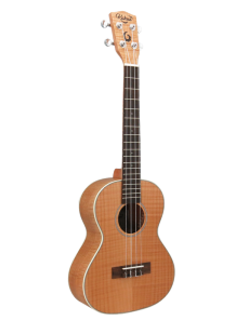 Kahua KA26FM Tenor Ukulele Flamed Maple