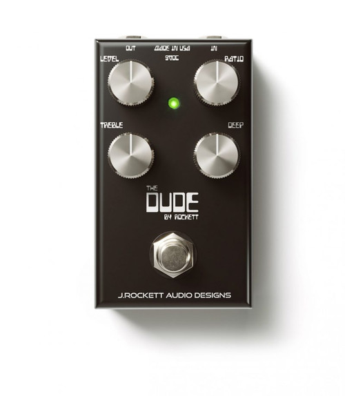 J Rockett Audio Designs The Dude V2 Overdrive