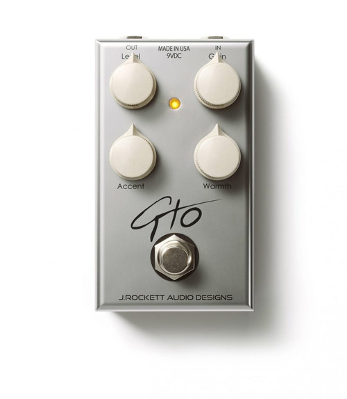 J Rockett Audio Designs GTO Overdrive