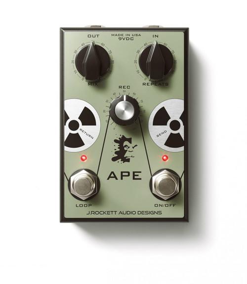 J Rockett Audio Designs APE (Analog Preamp Experiment)