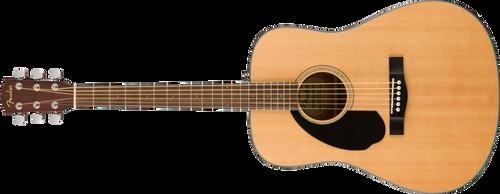 Fender CD-60S Left Hand Acoustic
