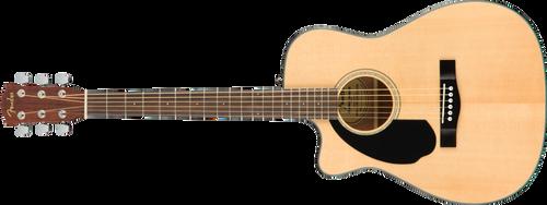 Fender CC-60SCE Left Hand Acoustic Electric