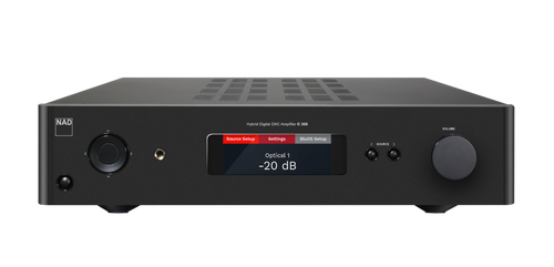 NAD C368 BluOS Streaming Integrated Amplifier