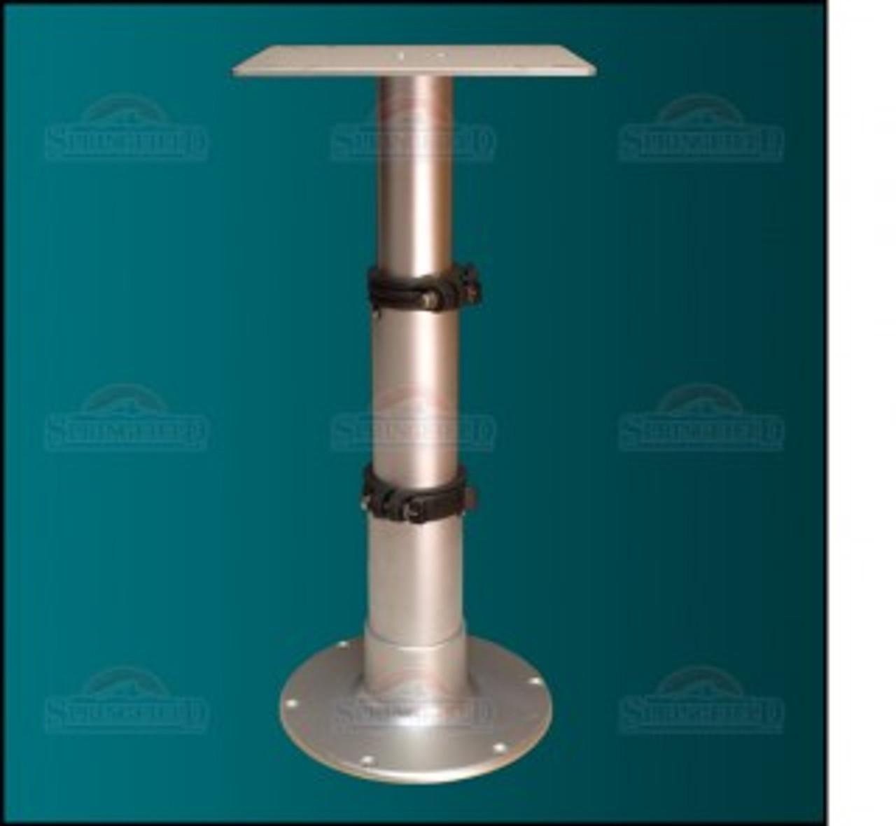 Gas Powered 3 Stage Table Pedestal Dadsmarine