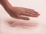 Touch Response Memory Foam