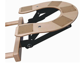 Deluxe Adjustable Base Only (Wooden)