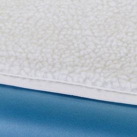 EarthLite Basics Fleece Massage Table Warmer-closeup
