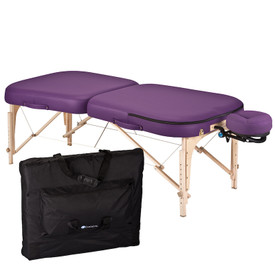 Earthlite Infinity Conforma Portable Massage Table package