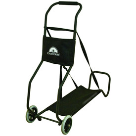 Oakworks Massage Table Cart - unfolded