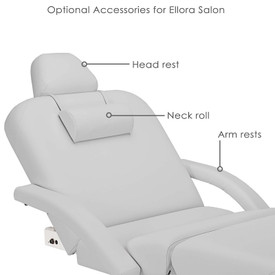 EarthLite Ellora Salon Stationary Massage Table- salon package