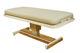 Oakworks Marina Wet Treatment Electric Lift Spa Table