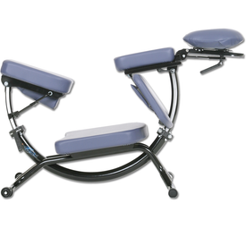 Pisces Pro Dolphin II Portable Massage Chair - Dolphin 2-horizontal