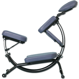 Pisces Pro Dolphin II Portable Massage Chair - Dolphin 2- vertical