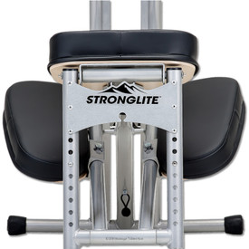 Stronglite Ergo Pro II Portable Massage Chair Package-back