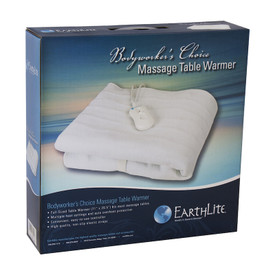 Earthlite Body Workers Choice Massage Table Warmer-package