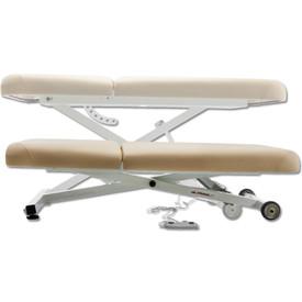 Stronglite Ergo Lift Tilt Massage Table-lift positions