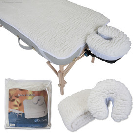 EarthLite Basics Fleece Pad Set - top