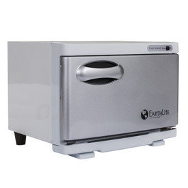 Earthlite Mini UV Hot Towel Cabinet - white