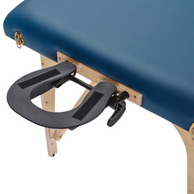 EarthLite Deluxe Adjustable Head Rest Platform - on table