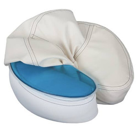 Earthlite Strata Cool Face Pillow with Gel Packs inner workings