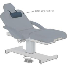 Salon Style Neckroll on table