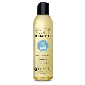 Earthlite Pro-Lite Massage Oil - 8oz bottle