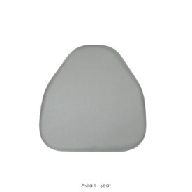Earthlite Portable Massage Chair Replacement Pads, AVILA II, Seat Pad