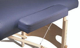 Custom Craftworks Massage Table Extension, Sliding Arm, Classic