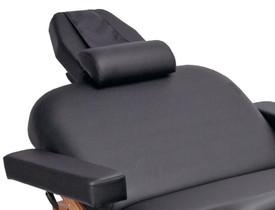 Custom Craftworks Massage Table Salon Head Support in black