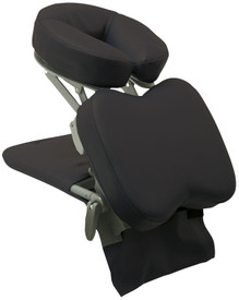 Custom Craftworks Solution Series Portable Desktop Massage Unit, SideKick, Black
