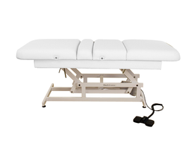 Touch America ADA Powered Lift Treatment Table, HILO MULTIPRO, White
