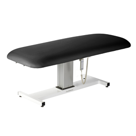 Touch America Wet/Dry Massage Table, Battery Lift Back, APHRODITE, Black