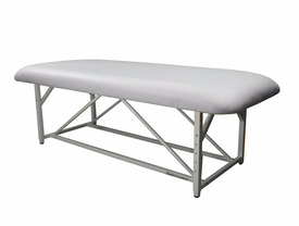 Touch America Wet/Dry Massage Table, Manual Lift Back, APHRODITE, side view
