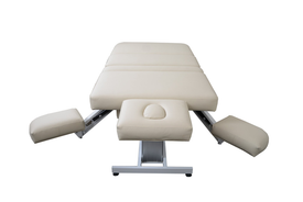 Touch America Electric Lift/Tilt Massage Table, EMBRACE, arms dropped