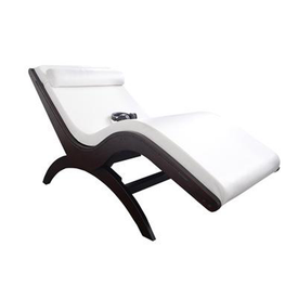 Touch America Spa Relaxation Lounger, LEGATO, White
